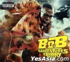 B.o.B - B.o.B Presents The Adventures of Bobby Ray (Korean Special Edition) (Korea Version)