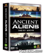Ancient Aliens Vol. 2 (4DVD) (Korea Vesion)