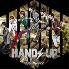 HANDS UP [Type A](SINGLE+DVD) (初回限定盤)(日本版)