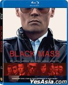 Black Mass (2015) (Blu-ray) (Hong Kong Version)