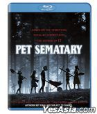 Pet Sematary (2019) (Blu-ray) (Taiwan Version)
