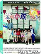 Little Big Master (2015) (DVD) (Taiwan Version)