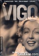 The Criterion Collection: The Complete Jean Vigo (DVD) (US Version)