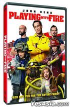 Playing with Fire (2019) (DVD) (US Version)