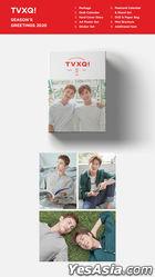 TVXQ! 2020 Season's Greetings