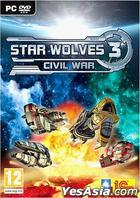 Star Wolves 3 : Civil War (英文版) (DVD 版)