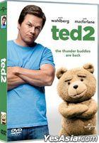 Ted 2 (2015) (DVD) (Hong Kong Version)