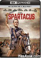 Spartacus (1960) (4K Ultra HD + Blu-ray) (Hong Kong Version)