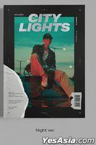 EXO: Baek Hyun Mini Album Vol. 1 - City Lights (Night Version) + Random Poster in Tube