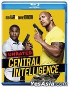 Central Intelligence (2016) (Blu-ray) (US Version)