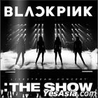 BLACKPINK 2021 [THE SHOW] (KiT Video + Keyring Charm + Photo Card Sleeve Set) (Korea Version)