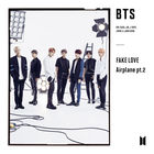 FAKE LOVE/ Airplane pt.2 [TYPE B] (SINGLE + DVD) (First Press Limited Edition) (Japan Version)