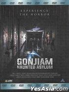 Gonjiam: Haunted Asylum (2018) (DVD) (Malaysia Version)