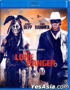 The Lone Ranger (2013) (Blu-ray) (Hong Kong Version)