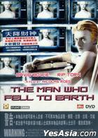 The Man Who Fell To Earth (DVD) (Hong Kong Version)