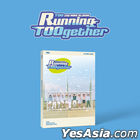 TOO Mini Album Vol. 2 - Running TOOgether + Folded Poster