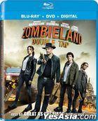 Zombieland: Double Tap (2019) (Blu-ray + DVD + Digital) (US Version)