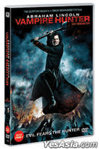 Abraham Lincoln: Vampire Hunter (DVD) (Korea Version)