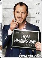 Dom Hemingway (2013) (DVD) (Hong Kong Version)