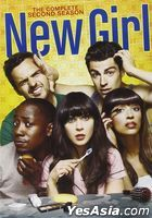 New Girl (DVD) (Ep. 1-25) (The Complete Second Season) (US Version)