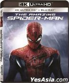 The Amazing Spider-Man (2012) (4K Ultra HD + Blu-ray) (Hong Kong Version)