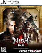 Nioh Remastered Complete Edition (Japan Version)