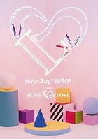 Hey! Say! JUMP LIVE TOUR SENSE or LOVE [2DVD] (Normal Edition) (Japan Version)