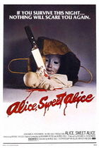 'Alice, Sweet Alice','Communion','Holy Terror' 4K Restored Special Edition (Japan Version)
