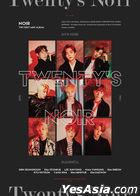 NOIR Mini Album Vol. 1 - TWENTY'S NOIR