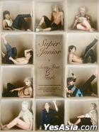 Super Junior Vol. 6 - Sexy, Free & Single (Type B) (Hong Kong Version)