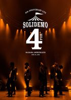 SOLIDEMO 4th ANNIVERSARY LIVE for (Normal Edition) (Japan Version)
