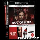 The Shining & Doctor Sleep Double Pack (4K Ultra HD + Blu-ray) (5-Disc) (Limited Edition) (Korea Version)