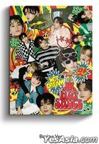 NCT DREAM Vol. 1 - Hot Sauce (Photo Book Version) (Boring Version) + Poster in Tube (Boring Version)