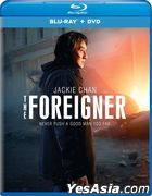 The Foreigner (2017) (Blu-ray + DVD) (US Version)