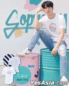 Sobyohey - T-Shirt (White) (Size S)
