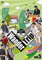 2PM & 2AM Wander Trip Vol.5 (DVD)(Japan Version)