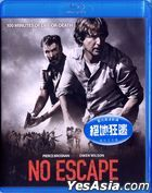 No Escape (2015) (Blu-ray) (Hong Kong Version)