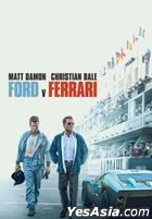 Ford v Ferrari (2019) (DVD) (US Version)