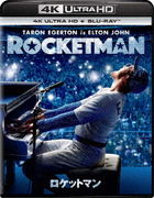 Rocketman (4K Ultra HD + Blu-ray) (Japan Version)