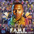 Chris Brown - F.A.M.E. (Deluxe Edition) (Korea Version)