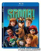 Scoob! (2020) (Blu-ray) (Hong Kong Version)