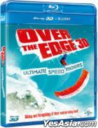 Over The Edge (Blu-ray) (2D + 3D) (Hiong Kong Version)