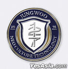 NCT 127 2021 Back to School Kit - Badge (Jung Woo)
