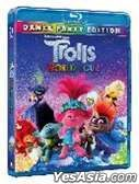 Trolls World Tour (2020) (Blu-ray) (Hong Kong Version)