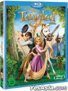 Tangled (Blu-ray) (Korea Version)