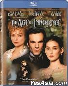 The Age of Innocence (1993) (Blu-ray) (Hong Kong Version)