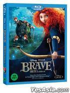 Brave (Blu-ray) (2D) (Korea Version)