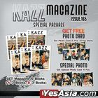 KAZZ : Vol. 165 - Bright & Win (SPECIAL PACKAGE)