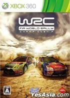 WRC FIA World Rally Championship (Japan Version)