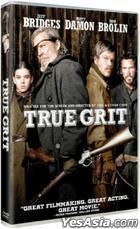 True Grit (2010) (DVD) (Hong Kong Version)